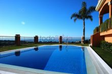 Swimming-pool at The Marbella Heights Boutique Hotel