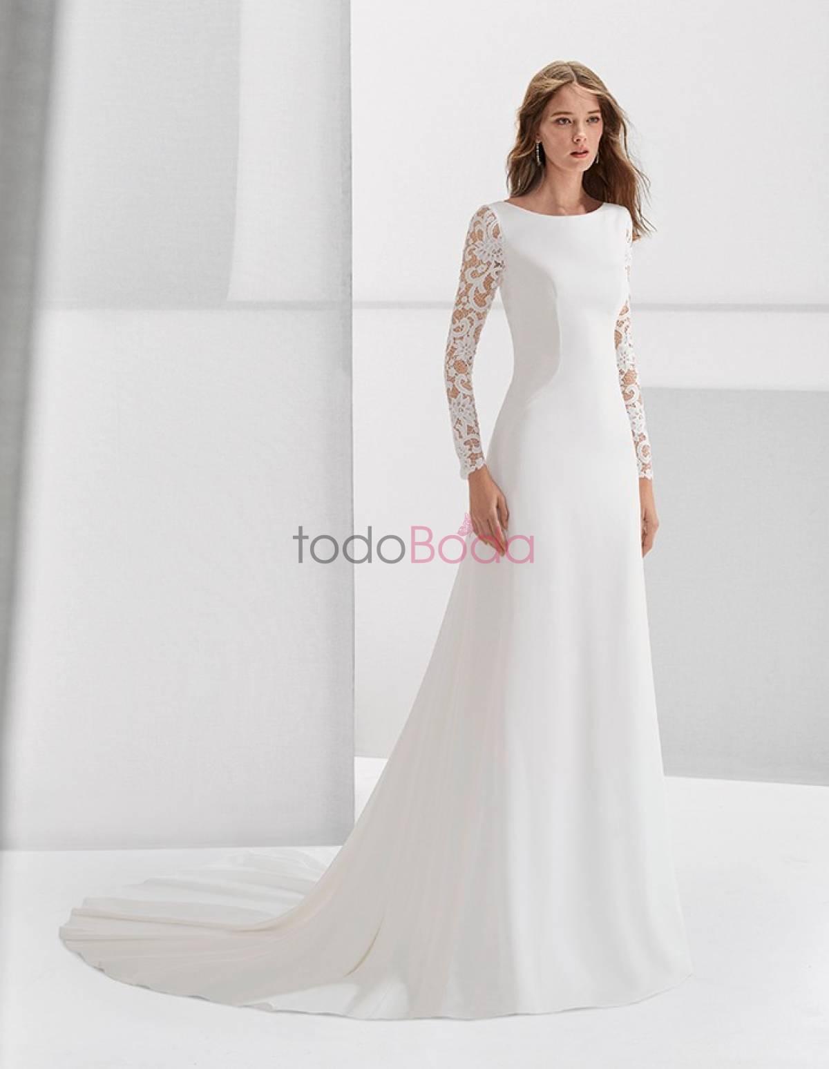 Vestidos de novia venus zarandona