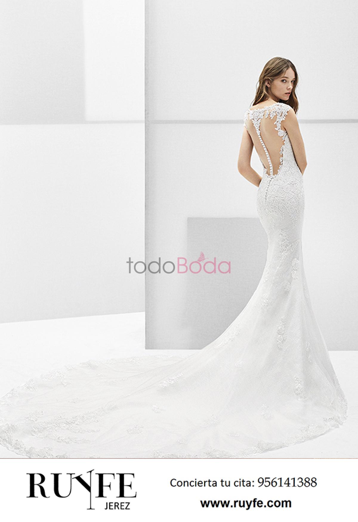 Alquiler vestido novia cadiz