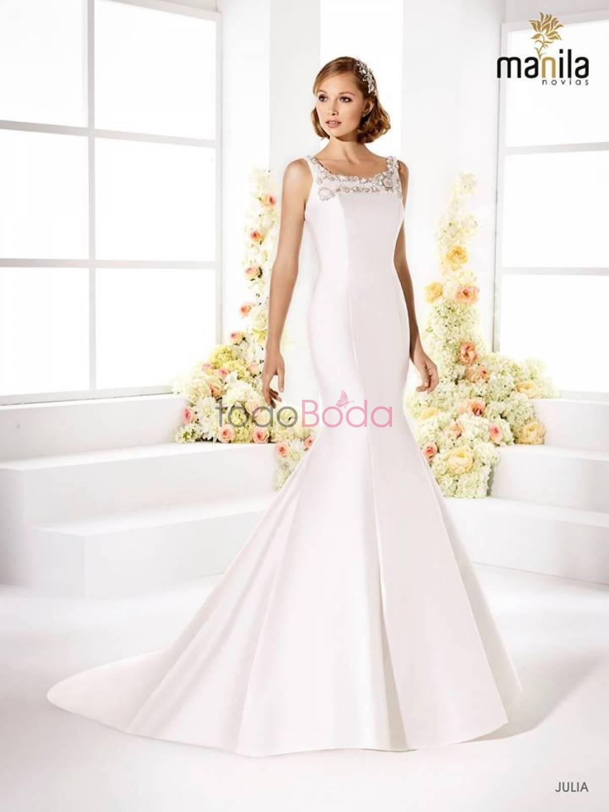 Vestidos de fiesta manila novias