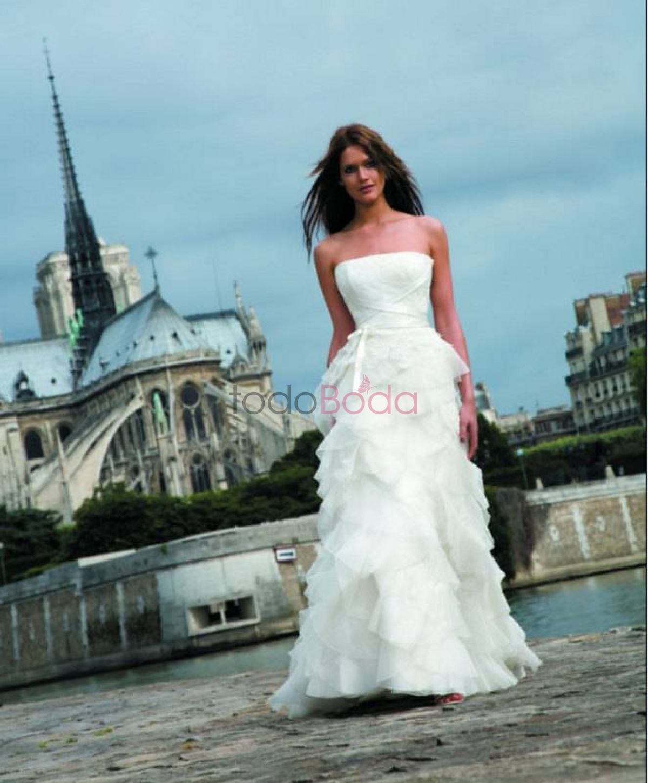 Attractive Arras Vestidos De Novia Crest - All Wedding Dresses ...