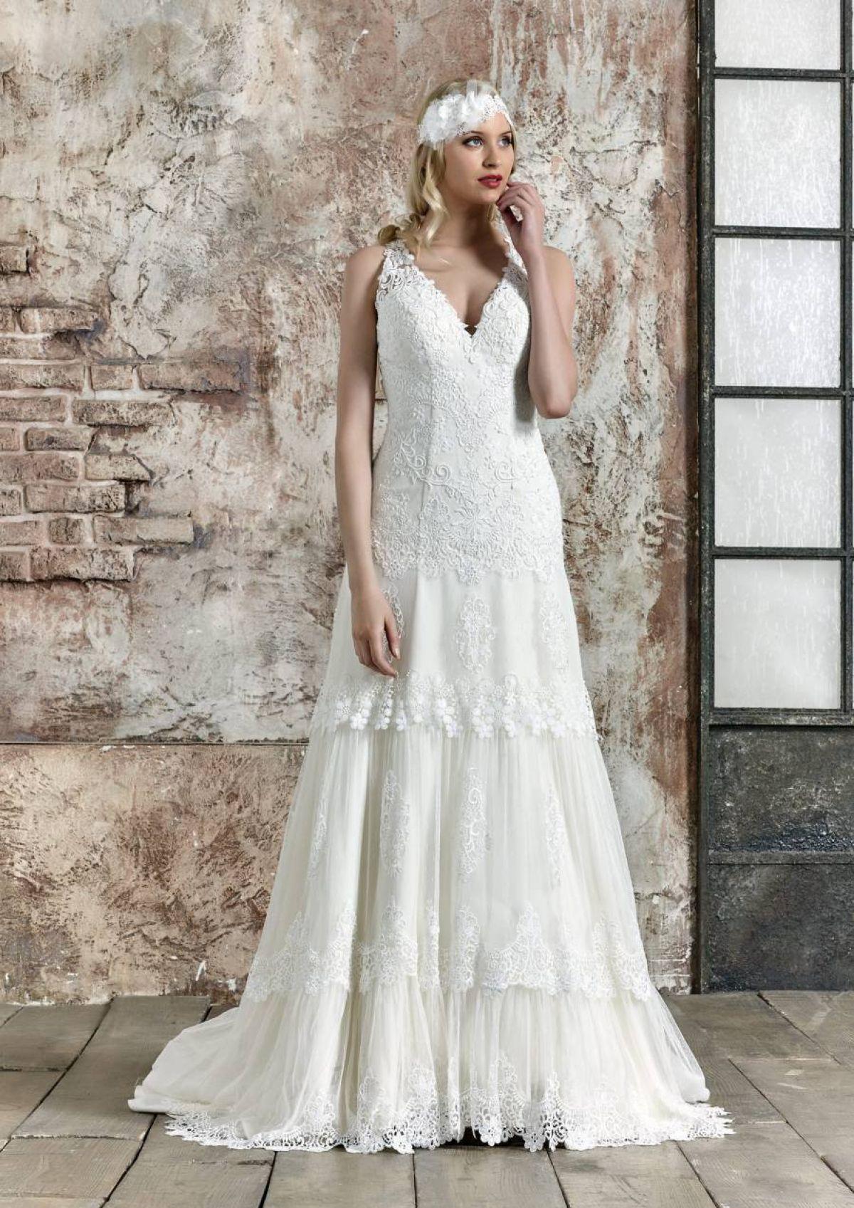 Vestidos de novia maria salas