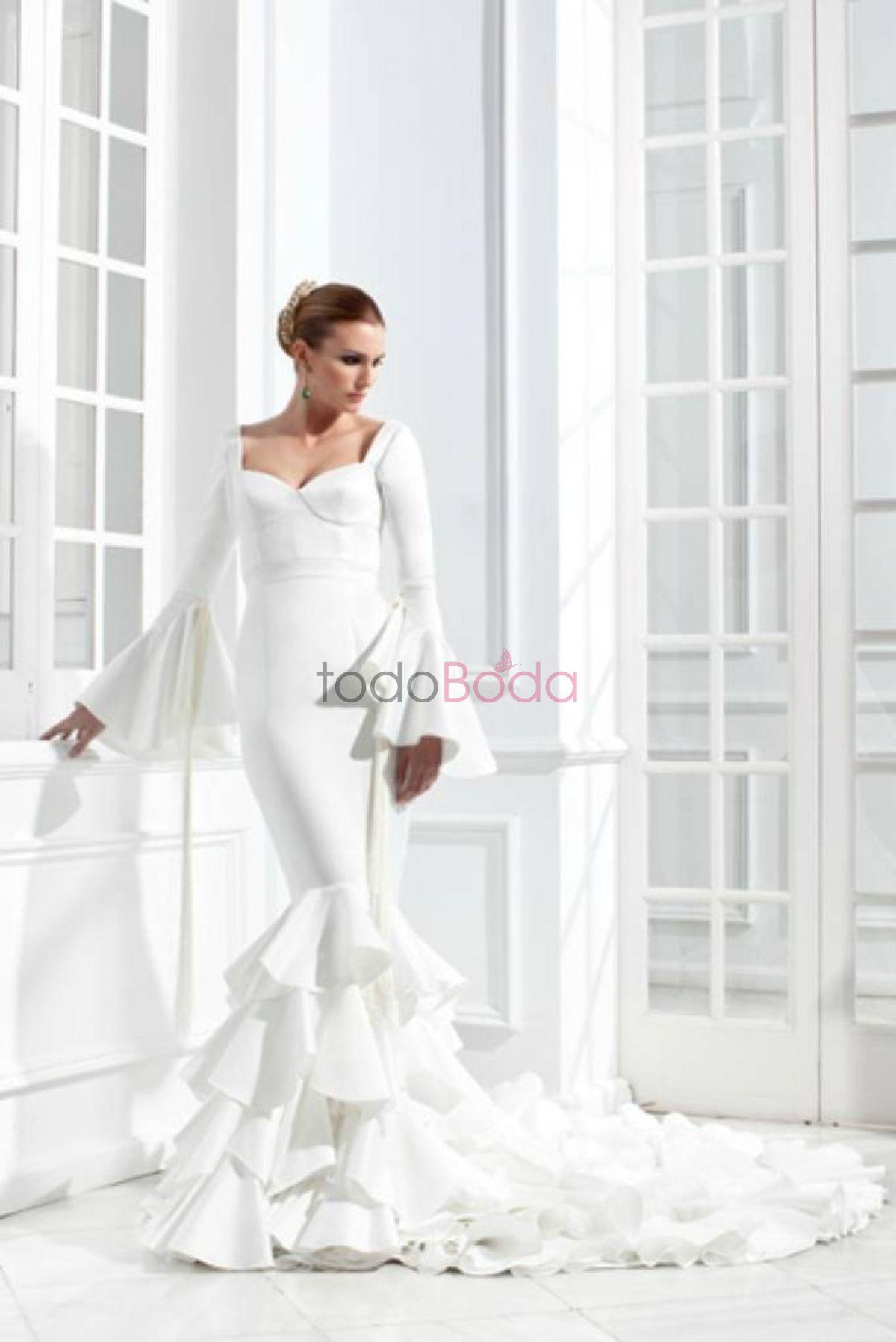 Precio vestido novia vicky martin berrocal