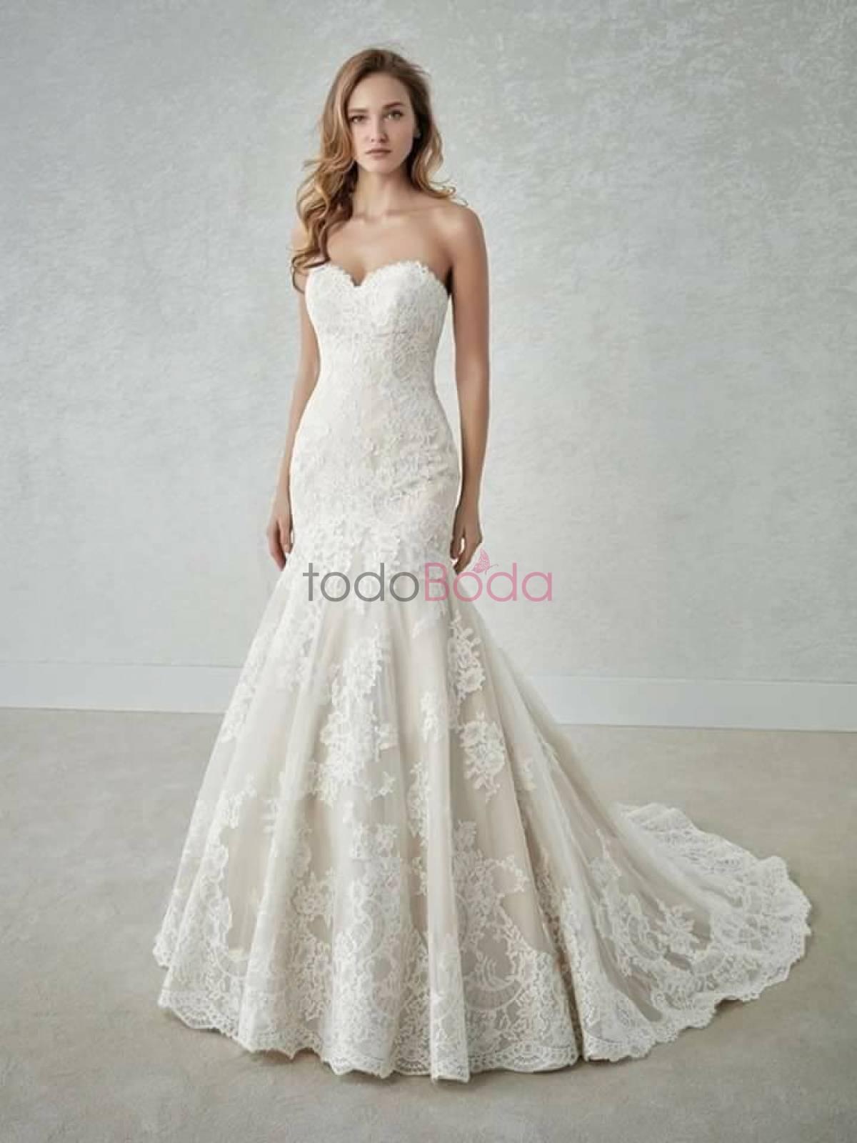 Vestidos de novia san jose dela rinconada