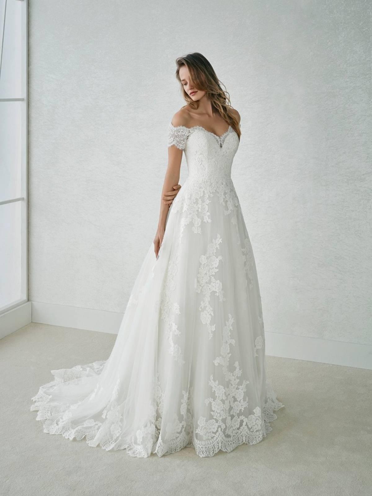Tiendas vestidos boda huelva