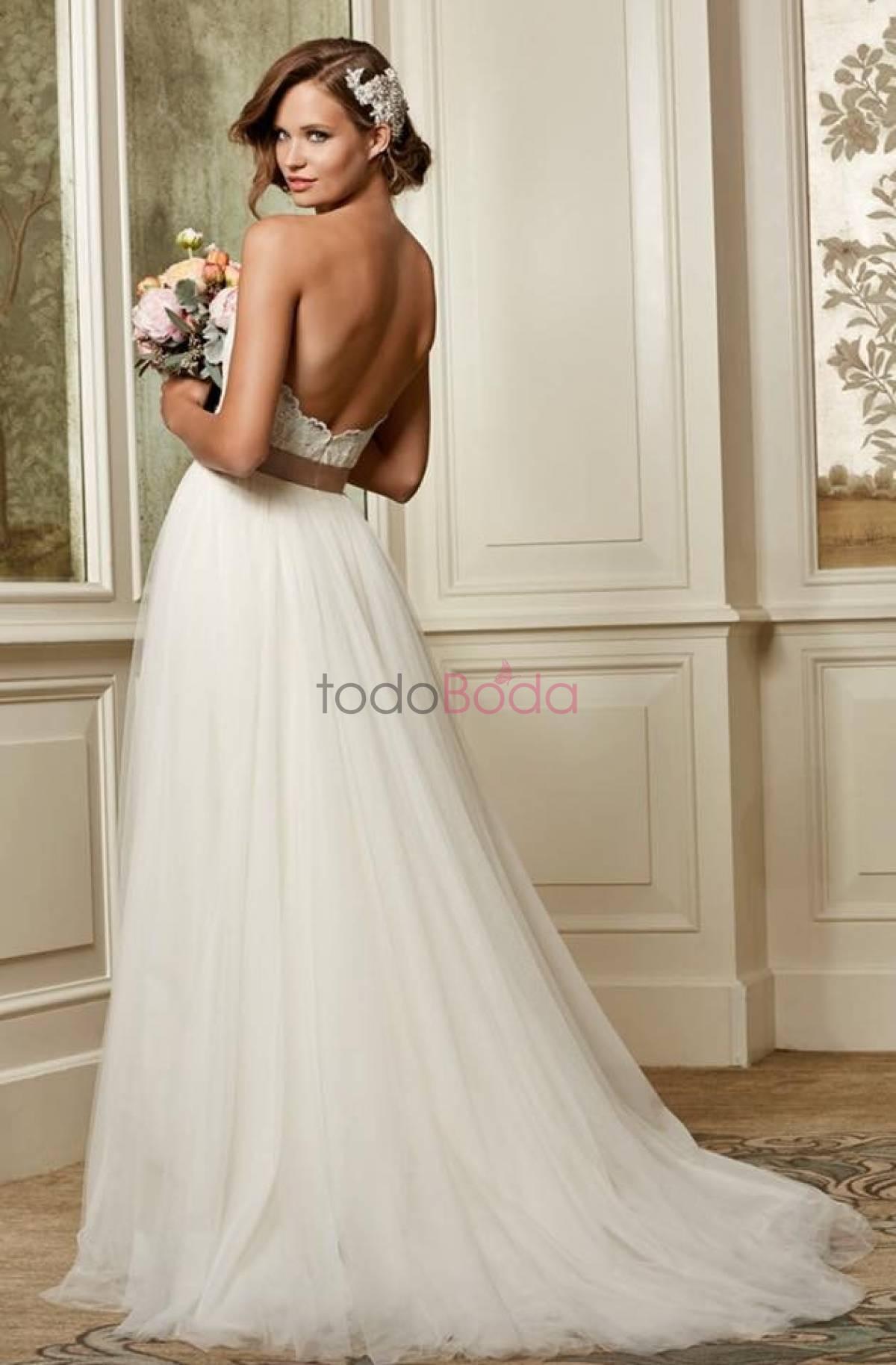 26d5845567 Me Pido Este Vestido. Vestidos de Novia Madrid. Colecciones 6