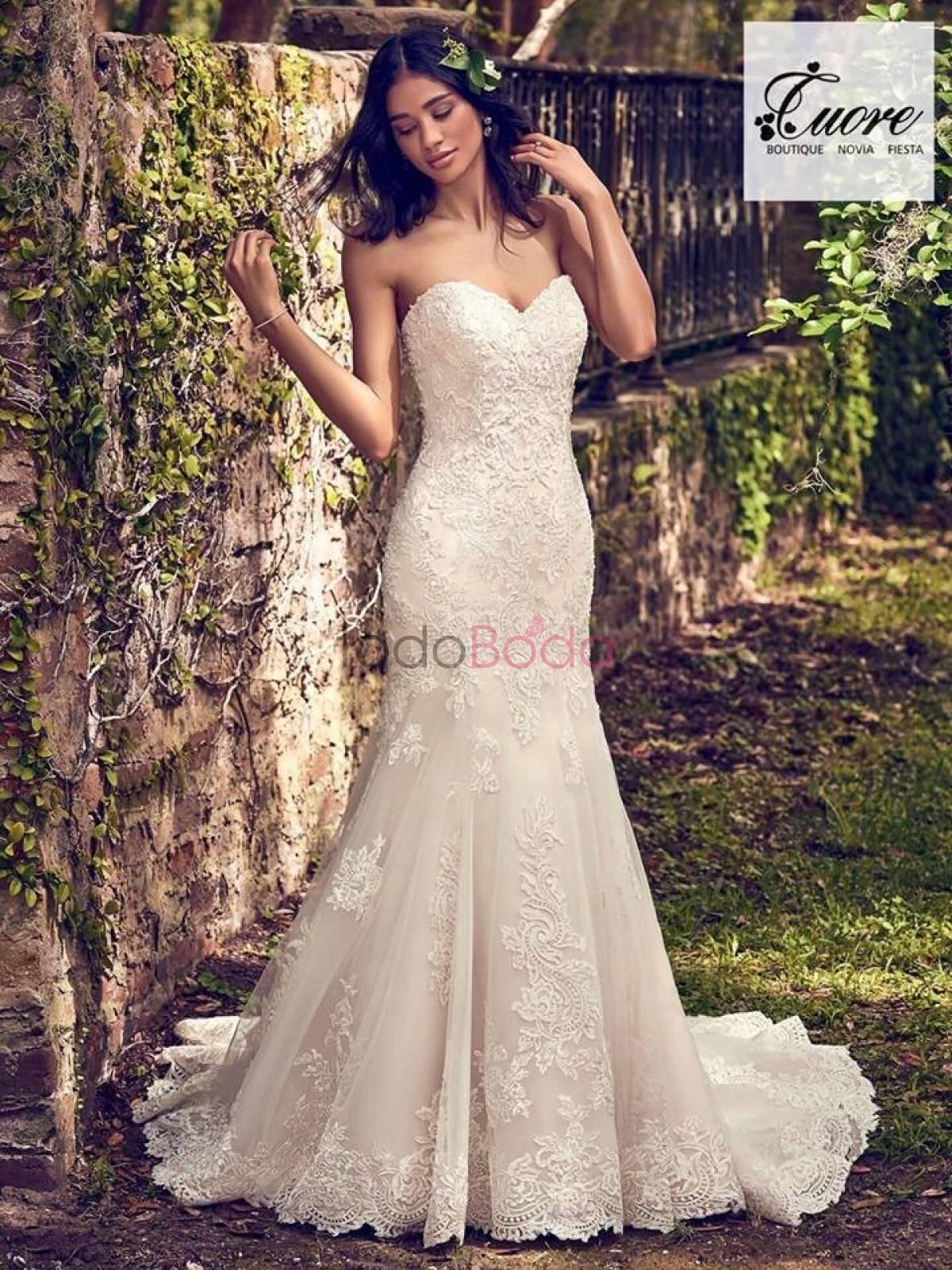 Outlet vestidos de novia coruna