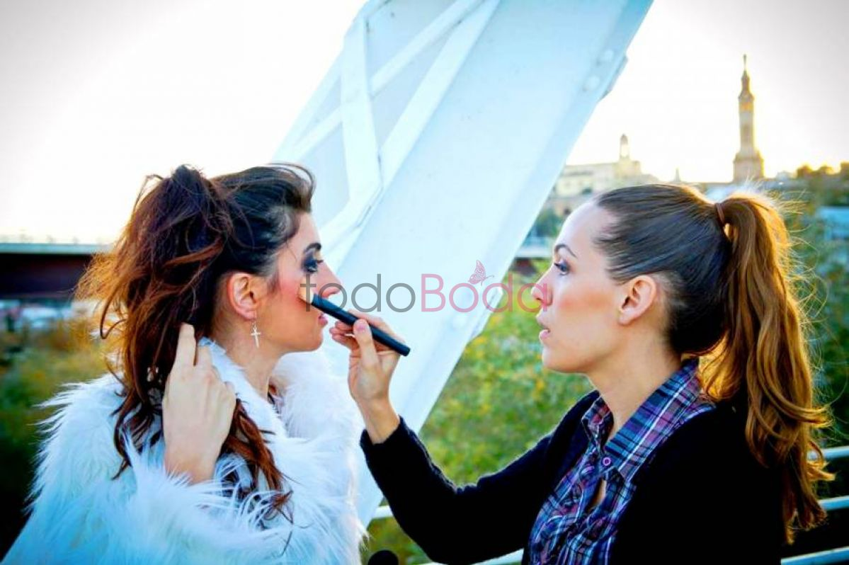 Tu boda en Irene Romero Make Up Artist 8