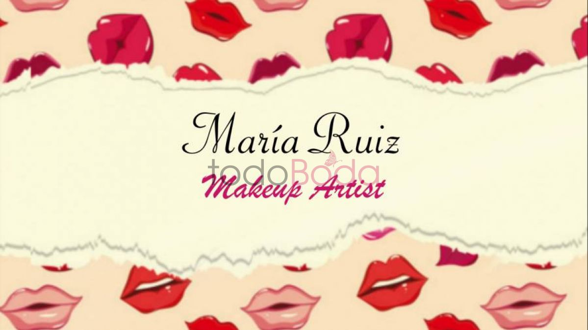 Tu boda en María Ruiz - Make Up Artist