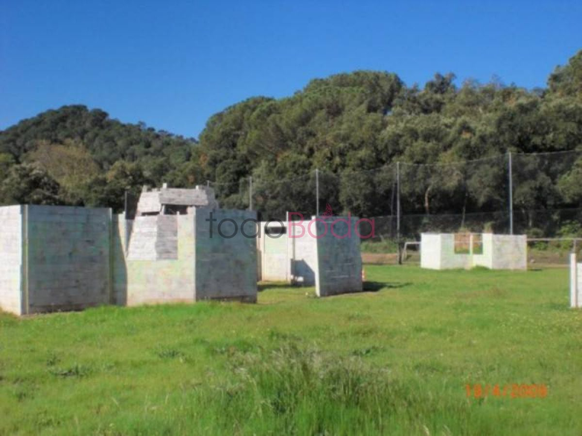 Tu boda en Paintball Can Garriga 3