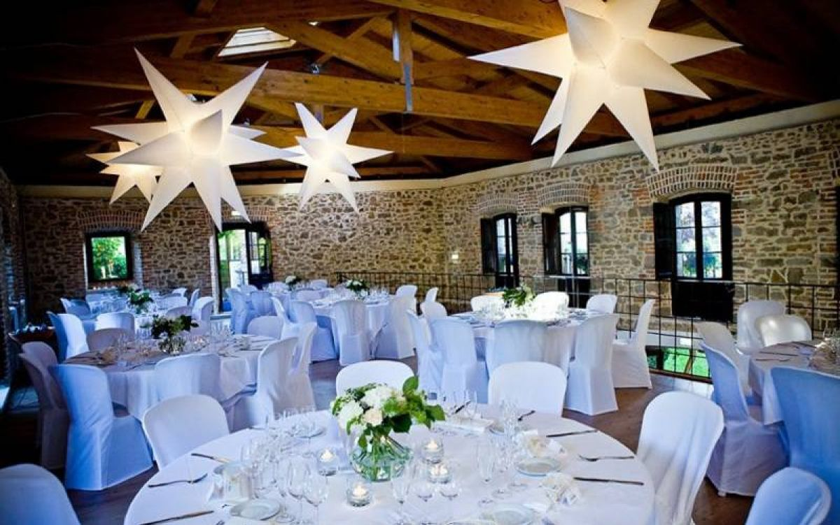 Tu boda en Airstar Space Lighting 0
