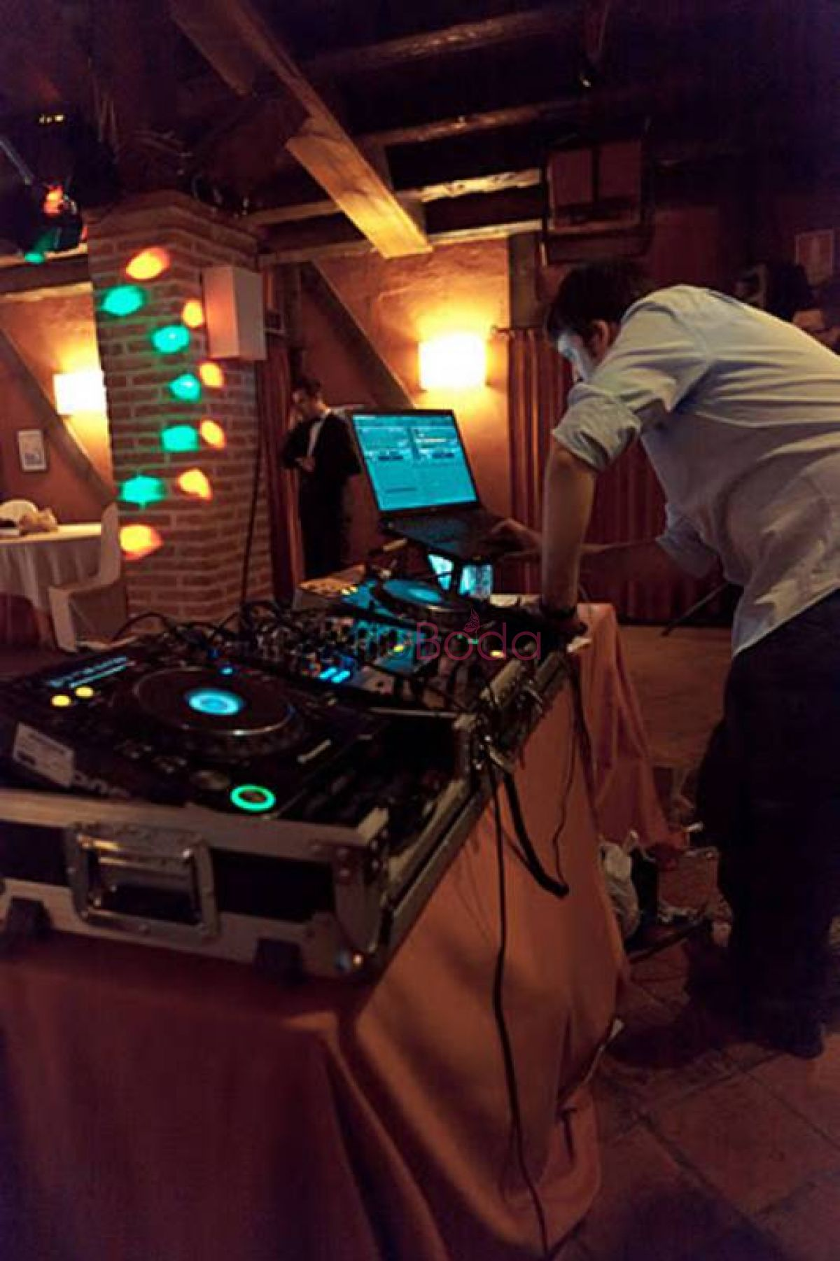 Discoteca móvil PoolSound