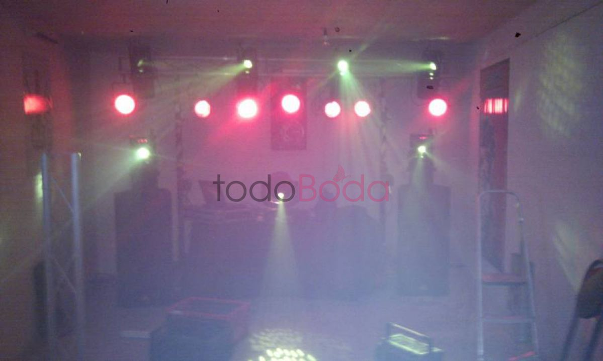 Tu boda en Discoteca Movil Madrid