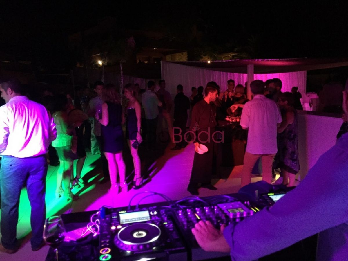 dj outsiders ibiza evento Can pep simo