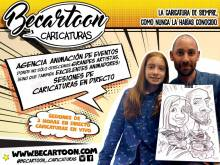 Becartoon En Tu Boda En Directo