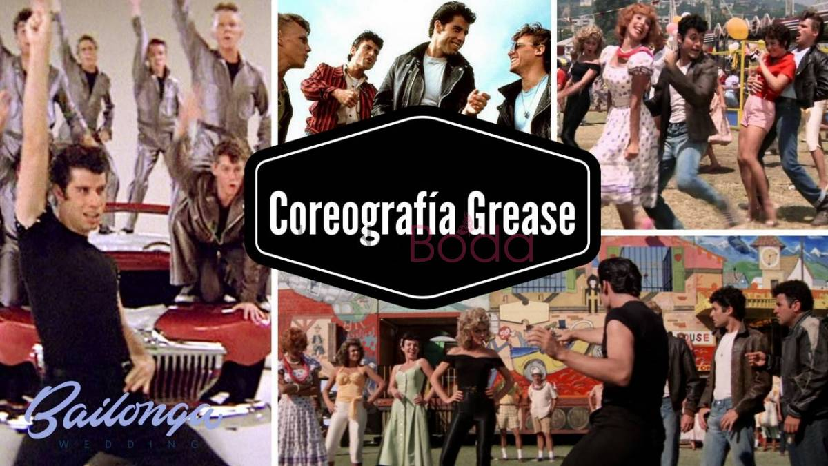 Coreografía Grease
