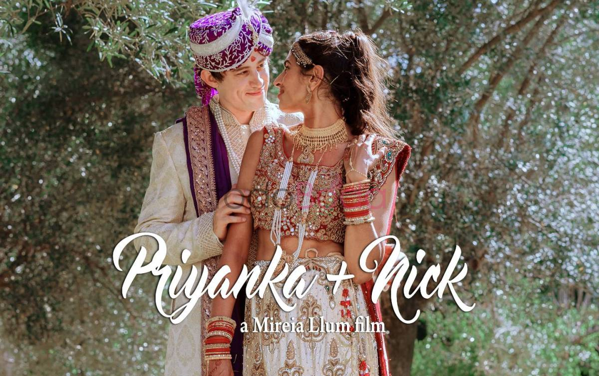 Priyanka + Nick - trailer