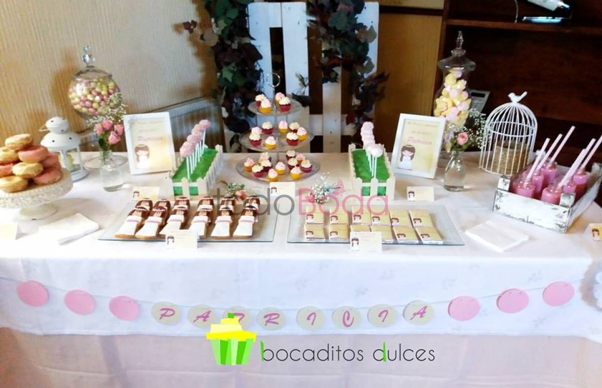 Bocaditos Para Baby Shower Originales.Bocaditos Dulces