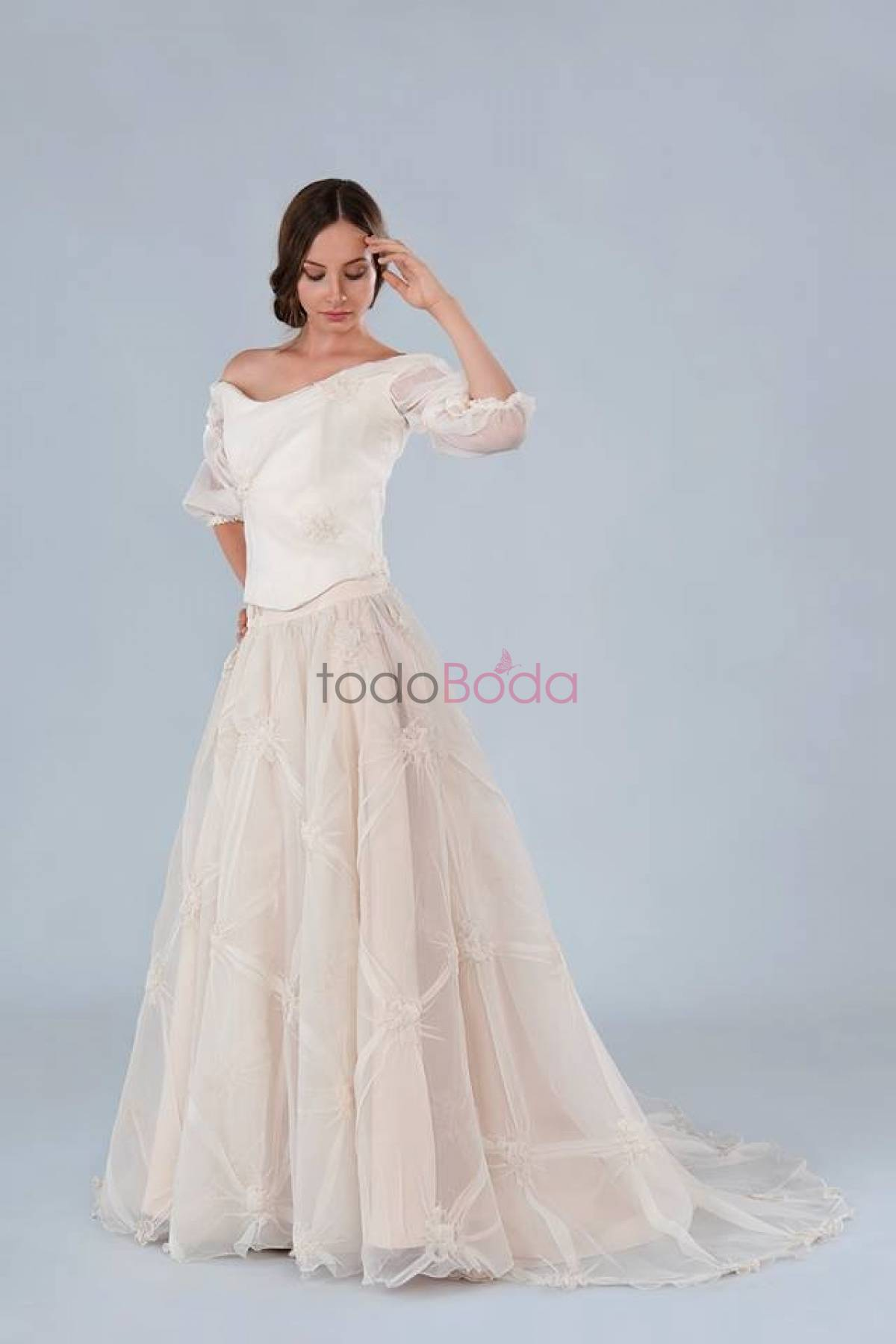 Colorful Vestido Novia Outlet Ideas - Womens Dresses & Gowns ...