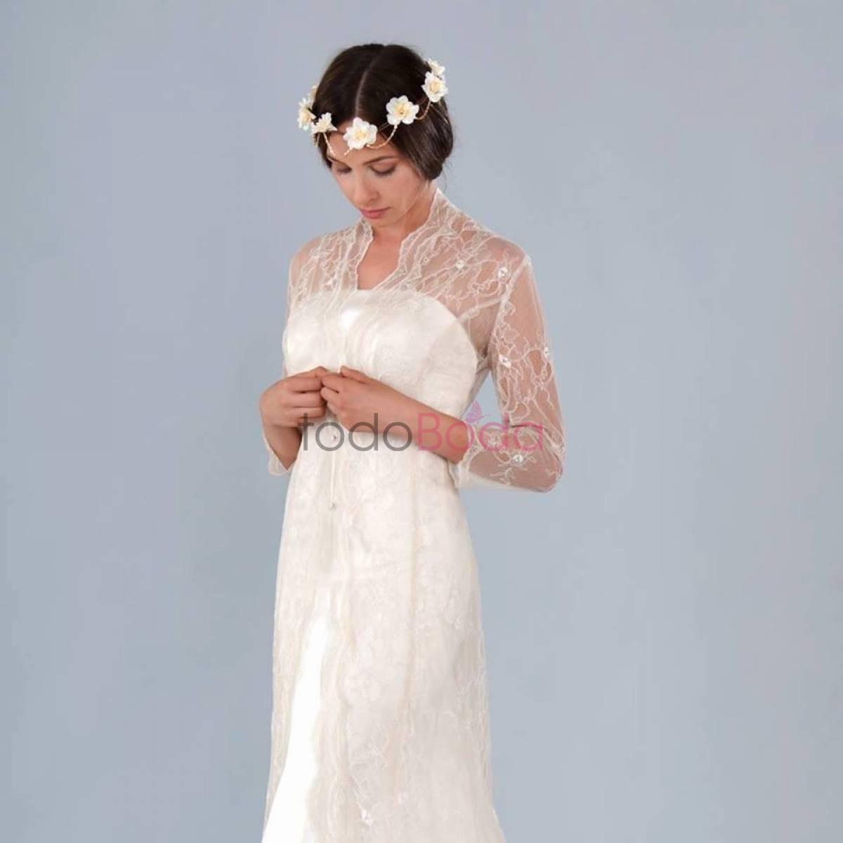 Enchanting Vestido Novia Madrid Images - All Wedding Dresses ...
