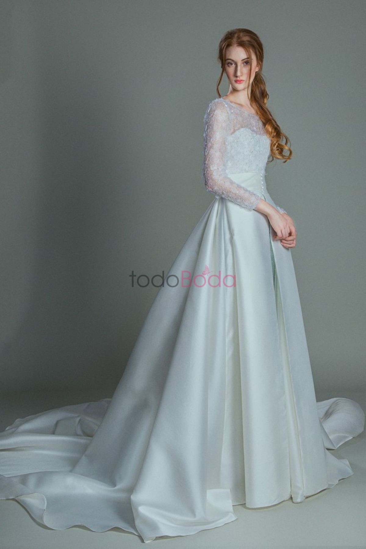 Old Fashioned Vestido Novia Griega Gift - Womens Dresses & Gowns ...