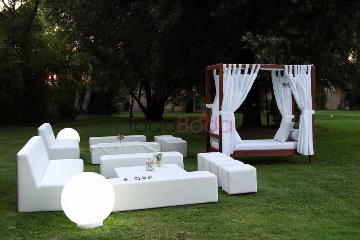 Tu boda en Ambientes Chill Out 1