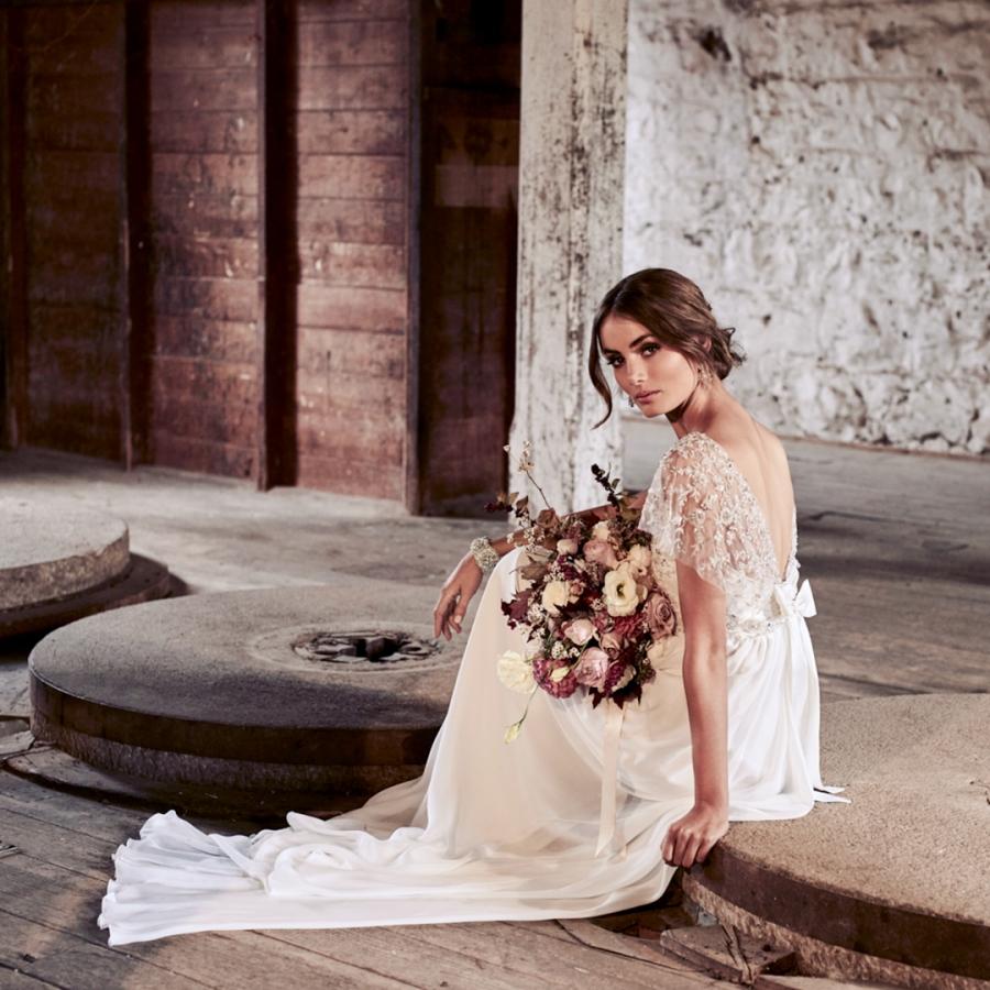 Clara alonso vestidos de novia