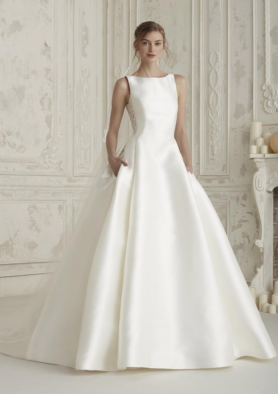 Vestidos de fiesta para bodas 2019 pronovias