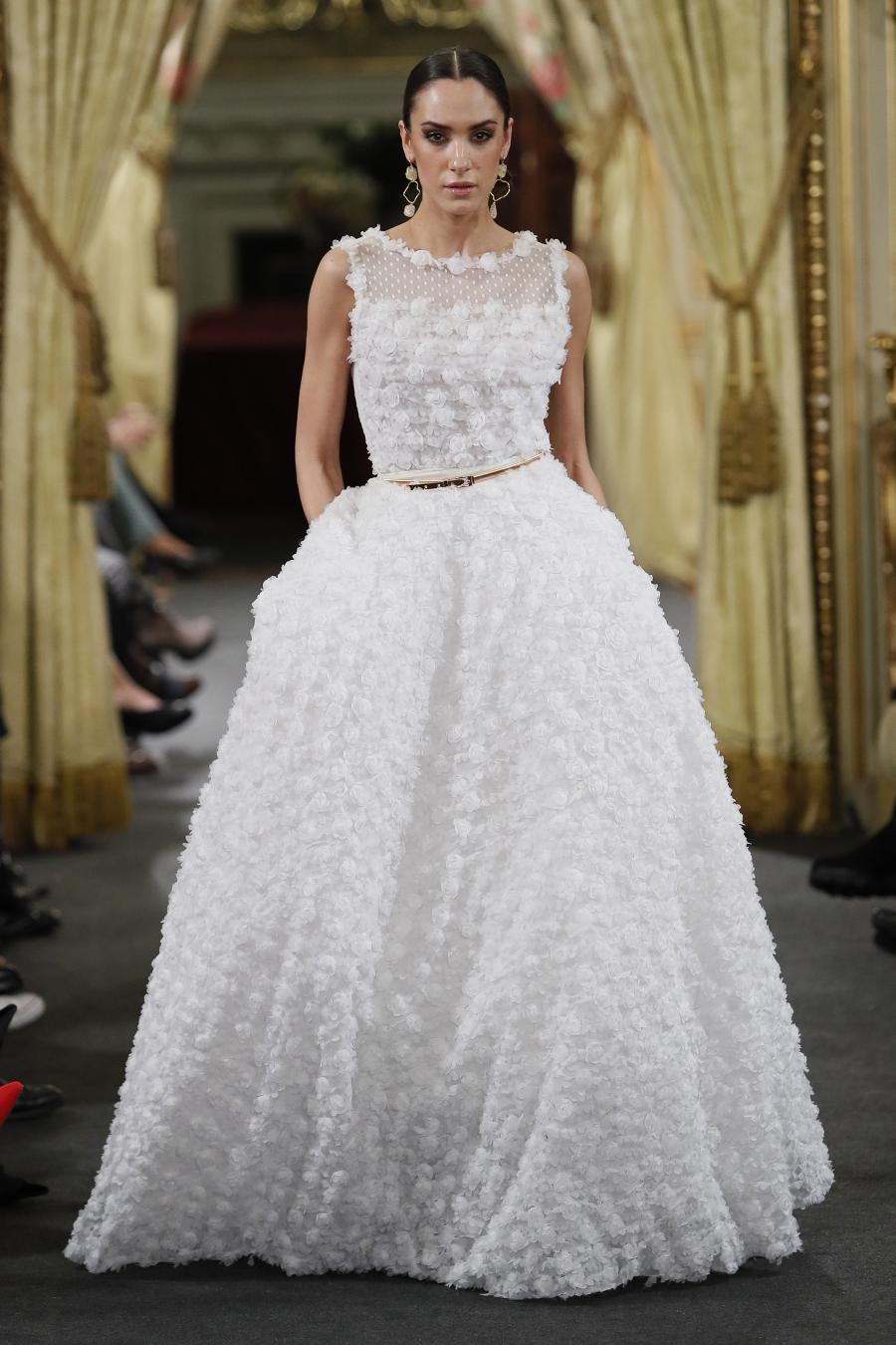TodoBoda.com - Cómo fue Atelier Couture 2018: Emilio Salinas