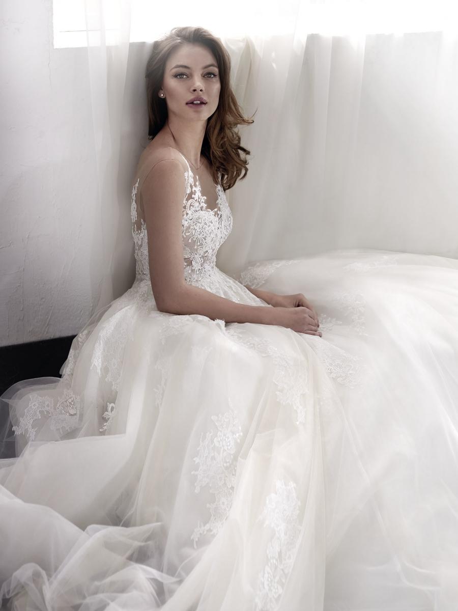 e60edb800 Top 5 tiendas de vestidos de novia en Alicante. Vestidos de novia 2018