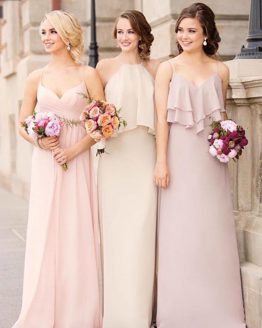 Vestidos de madrina de boda religiosa