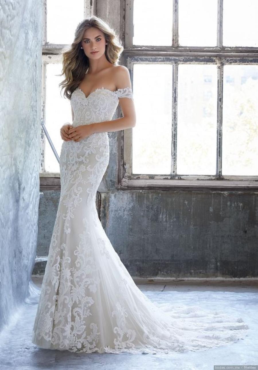 f83157aed TodoBoda.com - 10 vestidos de novia de corte sirena