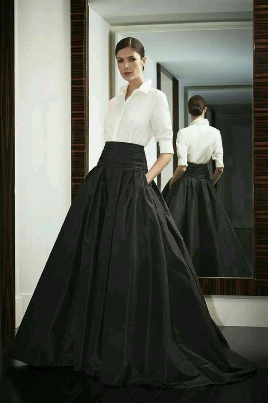 a07f5602f TodoBoda.com - 10 vestidos de fiesta con escote clásico