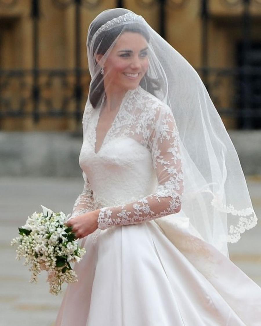 TodoBoda.com - Los vestidos de novia más bonitos de la realeza